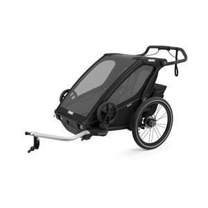 THULE CHARIOT SPORT 2 BLACK ON BLACK